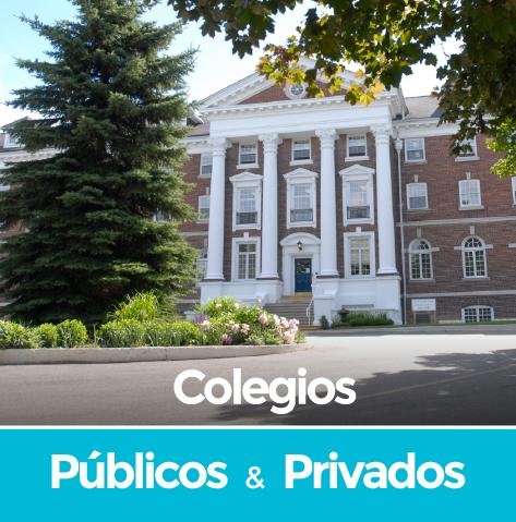colegios publicos y privados